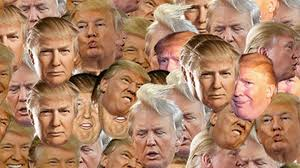 Many Faces of Donald Trump