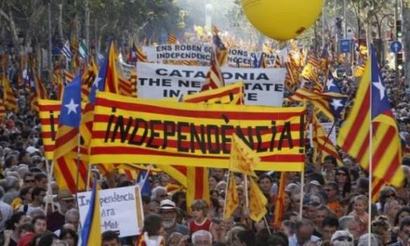 Catalan Secession