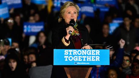 Hillary Dissembling Again