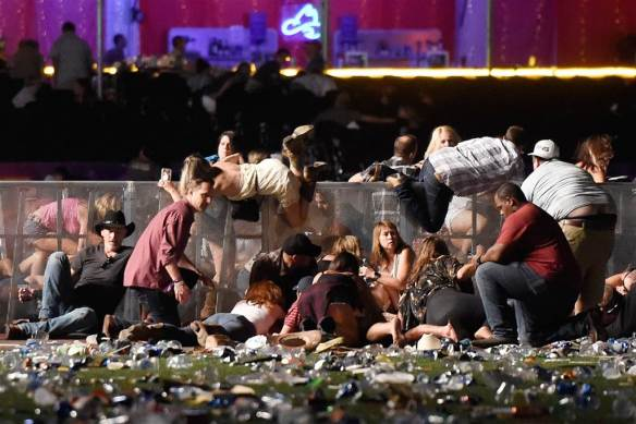 Las Vegas Massacre, NBC News