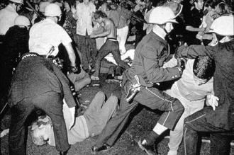 1968 Democratic Party Convetion Riots