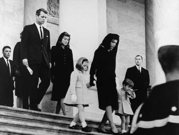 JFK funeral mass