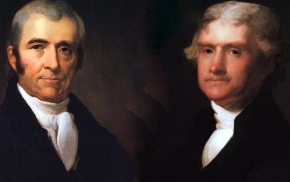 Marshall v Jefferson