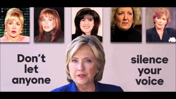 Clinton accusers